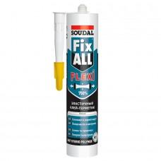 SOUDAL  Fix All Flexi клей-герметик гибридный 80мл
