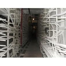 Огнезащитное покрытие кабелей: разновидности и предназначение