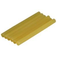 INVAMAT Термоклей в стержнях 11мм х 300мм (темно-желтый)