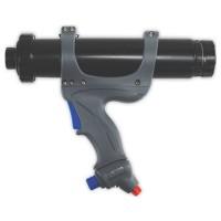 Cox Jetflow 3 пневматический универсальный пистолет для нанесения составов слоем и распылением 310/600мл