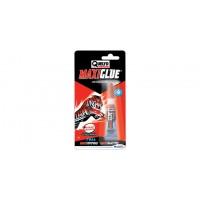 QUELYD Maxi glue секундный клей-гель тюбик