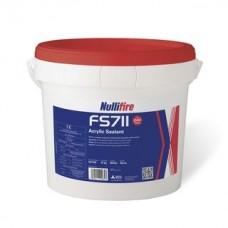 Nullifire FS711 Противопожарный однокомпонентный акриловый герметик
