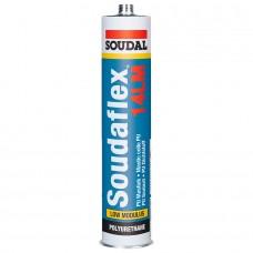 SOUDAL — Soudaflex 14 LM герметик полиуретановый 600мл