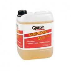 Quelyd Жидкость для удаления обоев «DISSOUCOL»