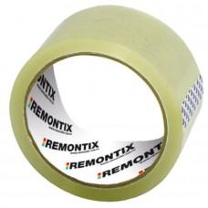 REMONTIX Cкотч упаковочный 50 мм х 66 м прозрачный