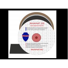 INVAMAT EPDM 210 Фасадная лента (внутренняя)