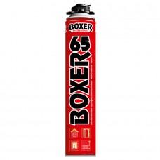 BOXER Professional 65  пена монтажная пистолетная всесезонная