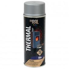 Tegra — INRAL THERMAL Аэрозольная, жаростойкая эмаль