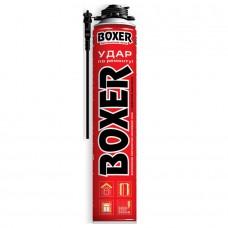 BOXER + адаптер  пена монтажная пистолетная всесезонная