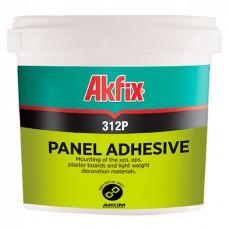 Akfix — 312P Панельный клей на акриловой основе 3кг