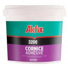 Akfix — 320C Карнизный клей на акриловой основе 10кг