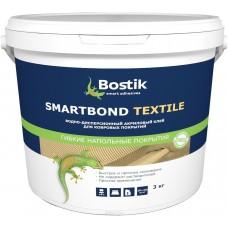 Bostik Smarbond Textile клей для бытового линолиума