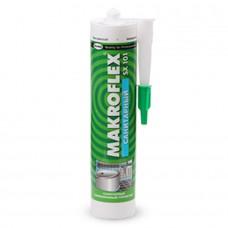 MAKROFLEX SX101  санитарный силиконовый герметик белый