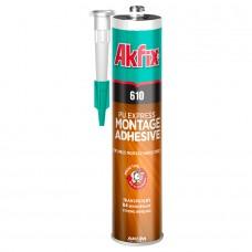 Akfix — 610 Жидкие гвозди полиуретановый монтажный клей 50мл