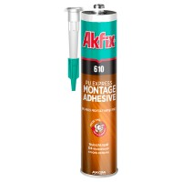 Akfix — 610 Жидкие гвозди полиуретановый монтажный клей 310мл