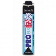 BARTON'S PROfix 65+ WINTER  зимняя монтажная пена