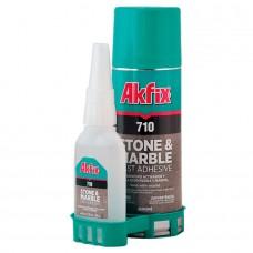 Akfix  710 Экспресс клей для камня и мрамора