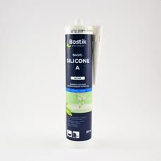 BOSTIK Basic Silicone A белый,бц