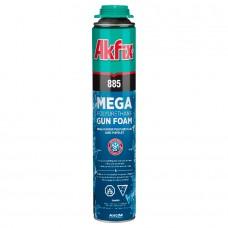Akfix  885 Зимняя профессиональная монтажная пена -25°C