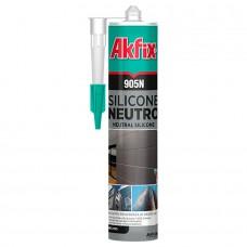 Akfix  905N Нейтральный силиконовый  герметик