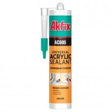 Akfix  AC605 Акриловый герметик