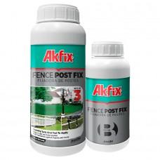 Akfix  Fence Post Fix  Монтажная пена полиуретановая