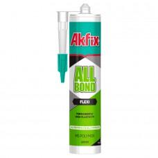 Akfix MS FLEXI Клей герметик на основе, 290 мл