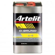 Artelit D-5 D-GRUND Полиуретановый лак на растворителях