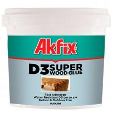 Akfix  D3 Клей ПВАс 3кг