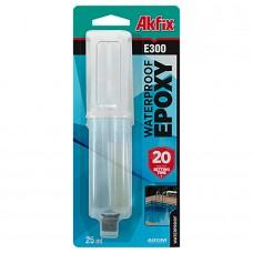 Akfix  E300 Водостойкий эпоксидный клей