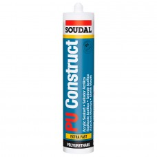 SOUDAL — PU Construct Extra Fast клей полиуретановый