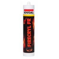 SOUDAL  FireCryl FR герметик акриловый огнестойкий