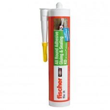 Fischer KD-290 Эластичный клей и герметик для внутренних и наружных работ