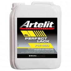 Artelit PW-480 PERFECT LACK Полиуретановый паркетный лак для помещений с высокой нагрузкой