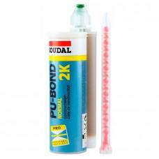 SOUDAL -PU-Bond 2K клей двухкомпонентный полиуретановый