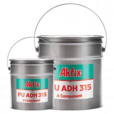 Akfix  PU ADH315Клей для резиновых плит и паркета