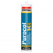 SOUDAL — Purocol клей водонепроницаемый Экспресс