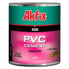 Akfix  R306 Клей для ПВХ 500мл