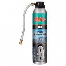 Akfix  R60 Спрей для аварийного ремонта шин