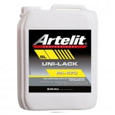Artelit PA 470 UNI LACK Полиуретан-акриловый паркетный лак для жилых помещений