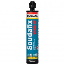 SOUDAL  Soudafix VE400-SF анкер химический 380мл Арктик