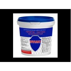 INVAMAT 15кг  герметик для межпанельных швов и бетона ведро