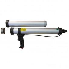 Cox Airflow пневматический пистолет для нефасованного герметика самозасасывающий 600 мл.
