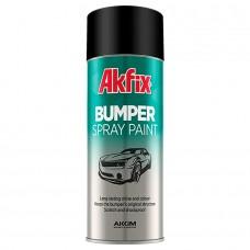 Akfix — BUMPER Краска спрей для бампера