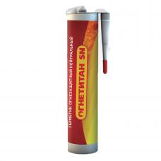 ОГНЕТИТАН SN — огнезащитный нейтральный силиконовый герметик для герметизации монтажных швов