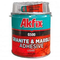 Akfix  G500 Жидкий клей для гранита и мрамора