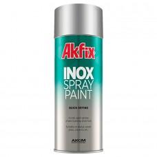 Akfix — Inox Аэрозольная краска