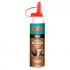 Akfix- PA370 Полиуретановый клей для дерева прозрачный
