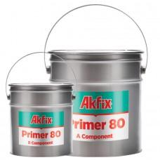 Akfix  PRIMER 80 Двухкомпонентный грунт на эпоксидной основе