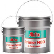 Akfix  PRINER M80 Двухкомпонентный грунт для металла (на эпоксидной основе)